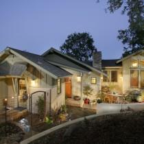 Auburn Hillside Home