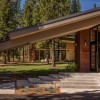 Sage Flight House in Truckee CA with stair case by Sage Architecture