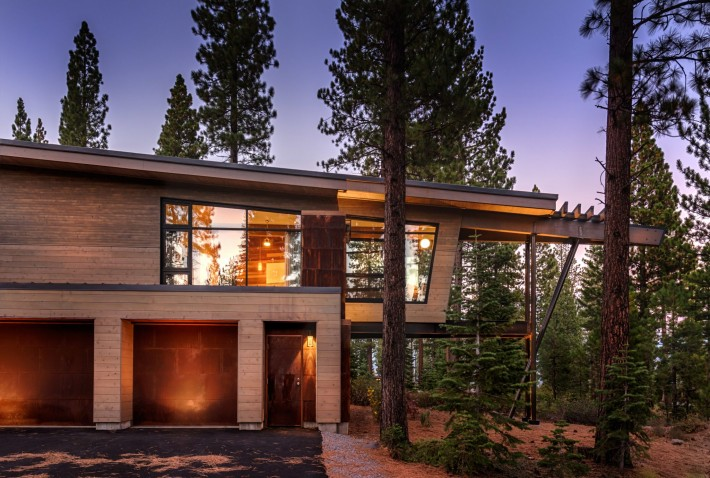 Sage Flight House, Truckee California by Sage Architecture