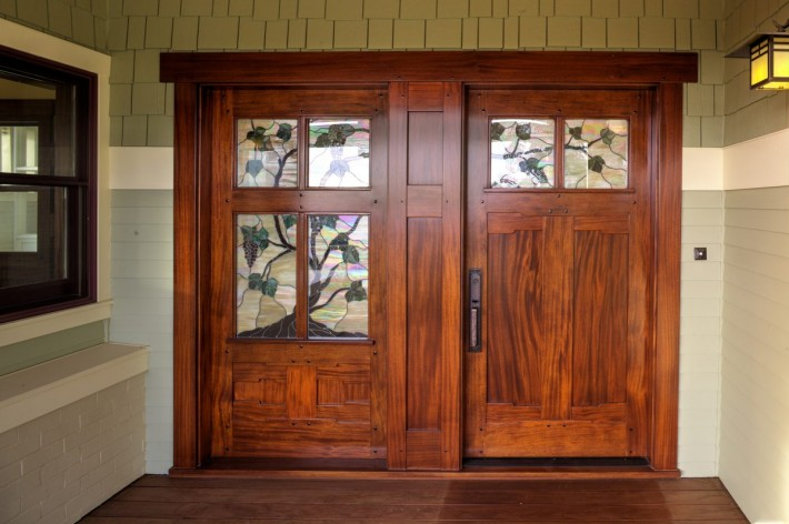 Entry doors - exterior