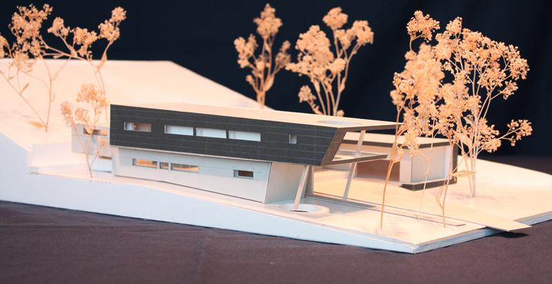 Cantilever House Folsom California Homes Modern