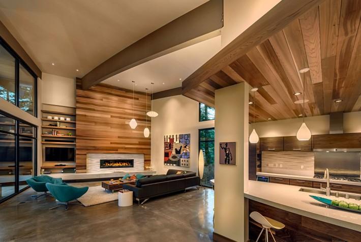 Sage Architectureflight House Martis Camp Truckee